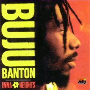 Inna Heights, Buju Banton, Legend, Great, Jamaica, Album, Music,Gargamel,