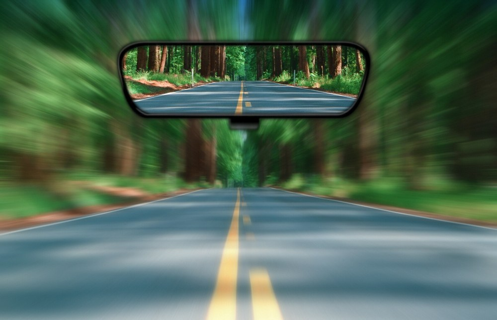 Through My Rearview Mirror