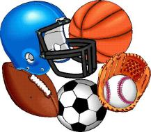Football, Basketball, Sports