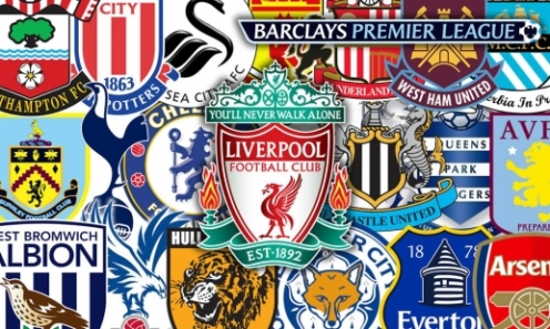 2014-2015 English Premier League Teams