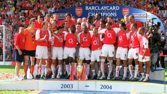Invincible Arsenal