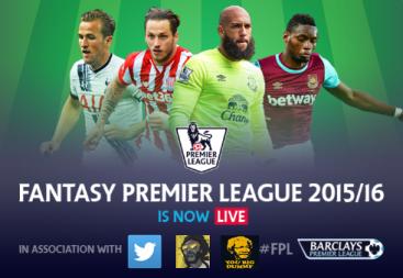 Twitter EPL Fantasy League