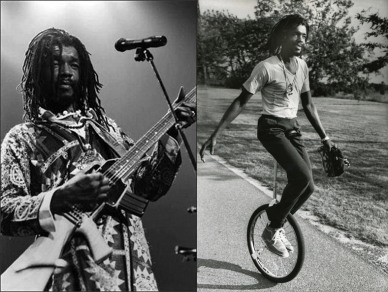 Peter Tosh Museum, Peter Tosh Daughter, Kingsley Cooper, Niambe McIntosh, Peter Tosh M16 Guitar, Peter Tosh Unicycle