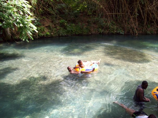 Tubing - White River