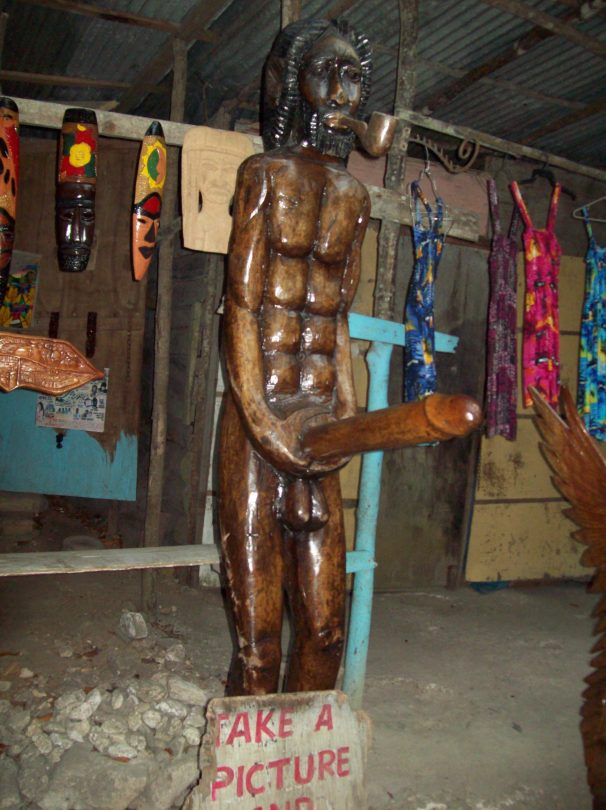 Jamaican Craft - Fern Gully Craft Market, Ocho Rios, St. Ann, Jamaica, Tourist Attraction,
