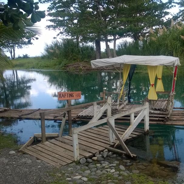 Rafting - Likkle Portie, Portland, Port Antonio, Jamaica,