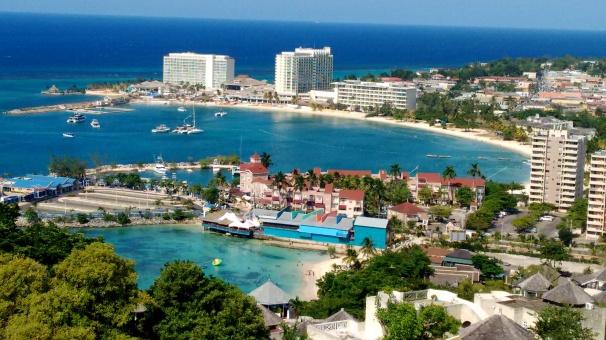 Ocho Rios, Skycastle, Sky Castle Condominium, Jamaica,