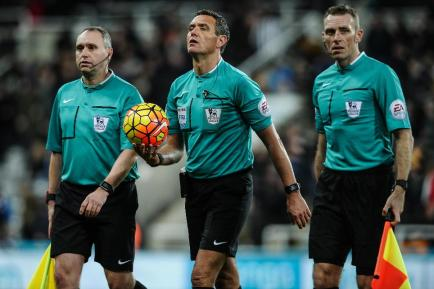 Premier League Referees