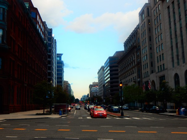 Washington DC Street