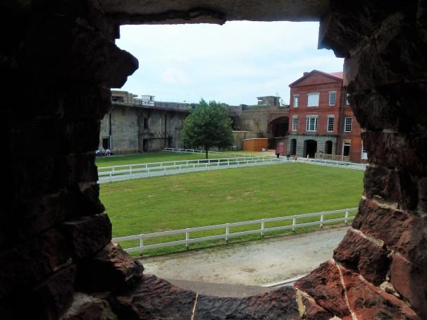 Fort Delaware Frame