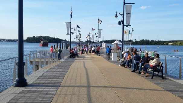 National Harbor Pier