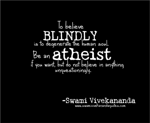 Atheism Quote, Atheist,