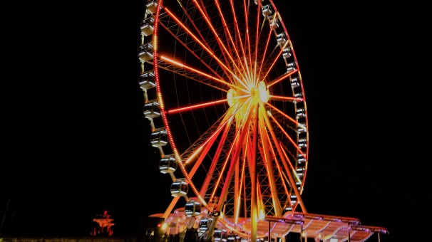 Capital Wheel - National Harbor