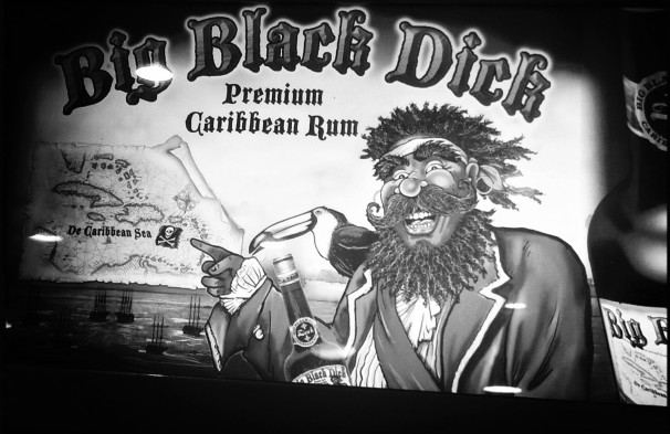 Big Black Dick, Premium Caribbean Rum,