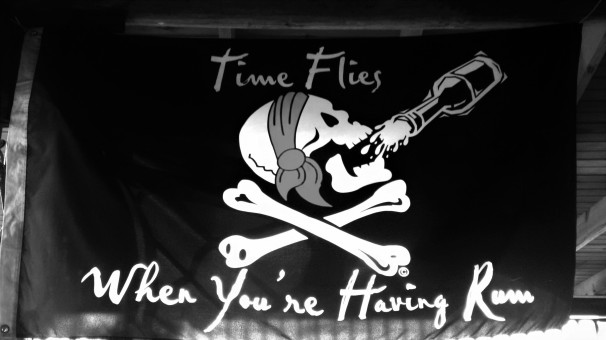 Times Flies When You're Having Rum