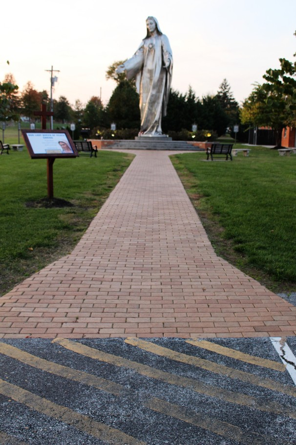 The Madonna Path
