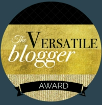The Versatile Blogger Award, Blogging,