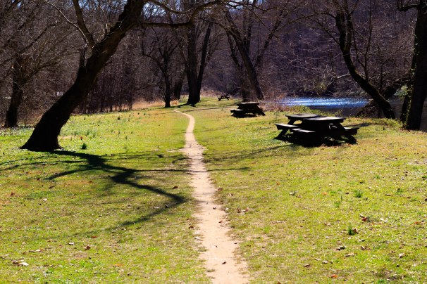 Brandywine Creek Park Path