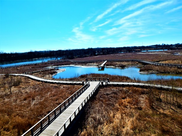 Russell Peterson Wildlife Refuge