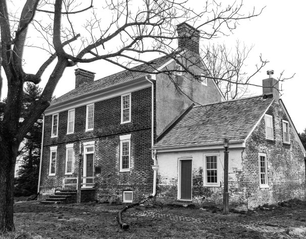 Old House, Allee House (Dutch Neck Crossroads, Delaware)