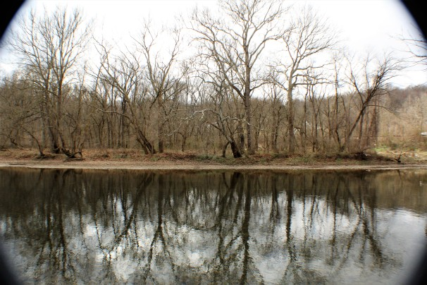 Brandywine Creek - Reflection