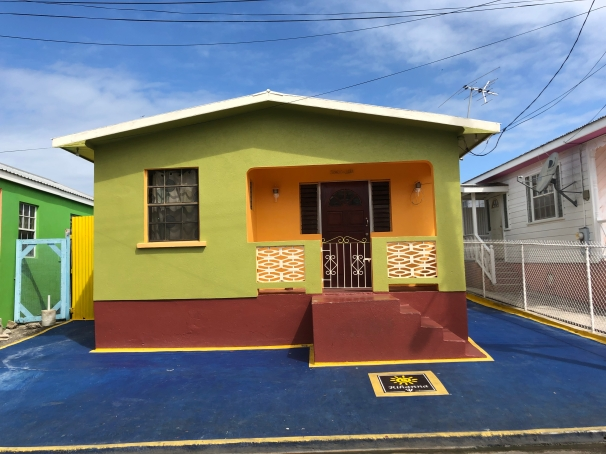 Rihanna's Childhood House in Barbados