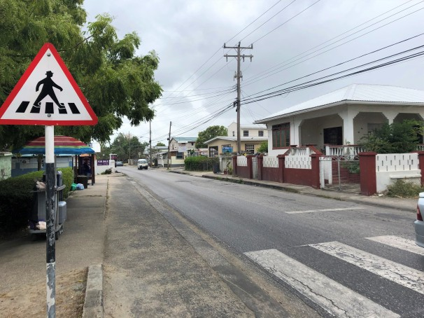 Highway 1, Fitts Village, Barbados