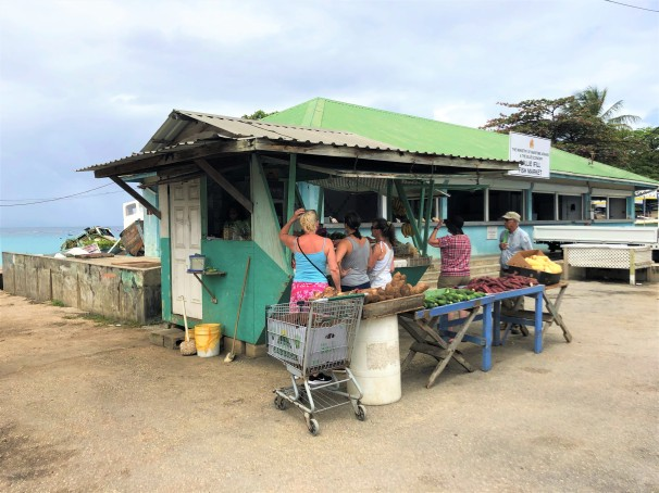 Shawn's Fruit and Vegetable Shop, Weston, St. James, Barbados