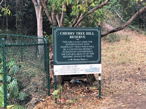 Cherry Tree Hill Reserve, St. Andrew, Barbados