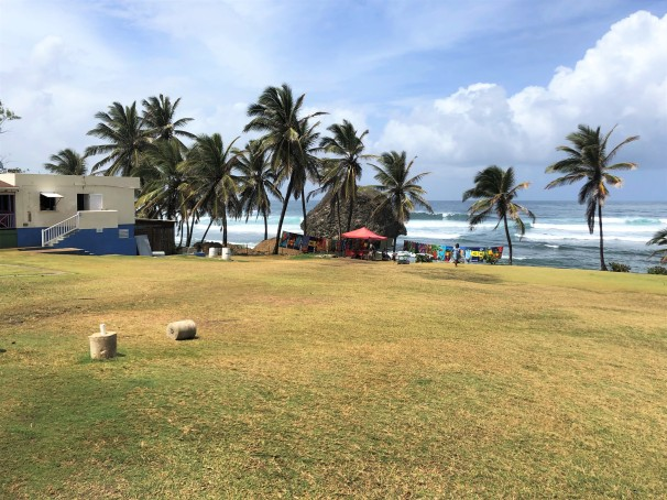 Dina's Bar & Cafe, Bathsheba, Barbados