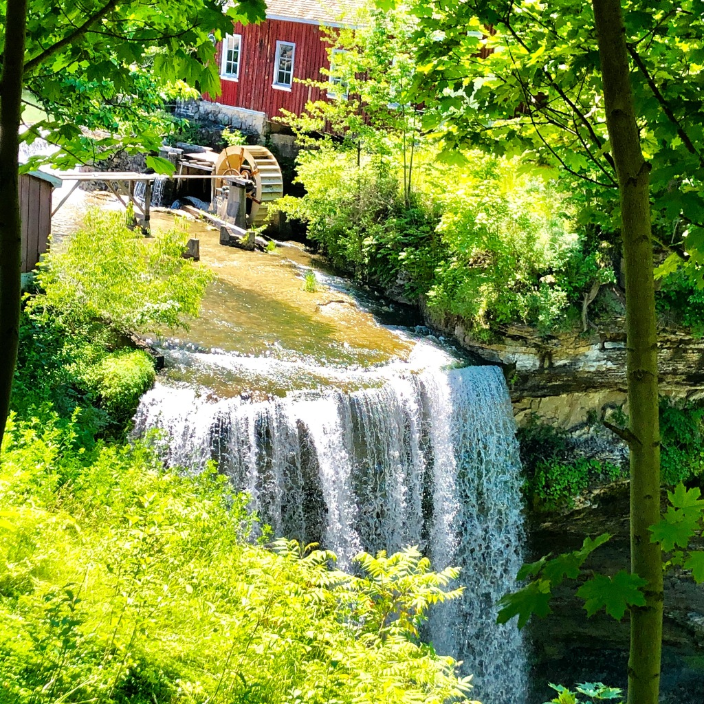 Decew Falls and Morningstar Mill in Ontario